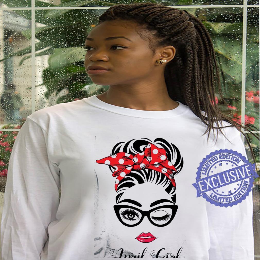 April girl shirt hoodie