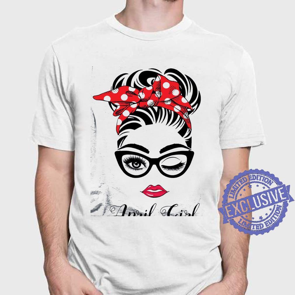 April girl shirt