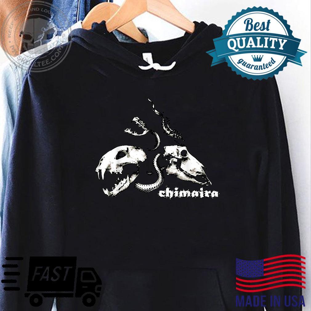 Chimairas Band Shirt hoodie